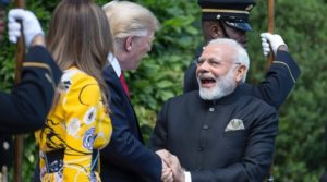 The Modi-Trump Meeting: Kiss After The Hiss