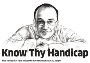 Economic Times – Corporate Dossier –5 Stories that have influenced Pavan Choudary